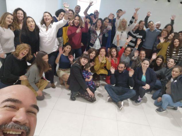 Imagen: Participantes del curso de Eneagrama de Creama Xàbia