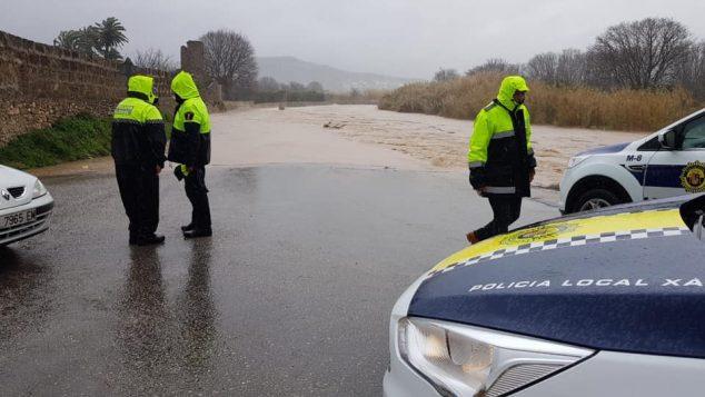 Imagen: Policía Local Xàbia