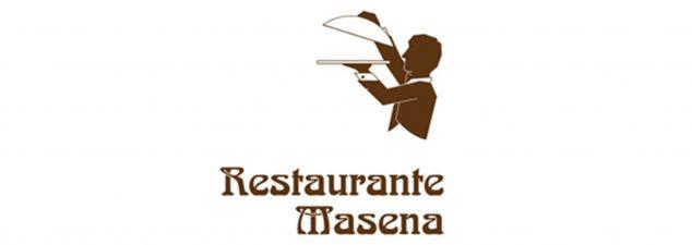 Imagen: Logotipo Restaurante Masena