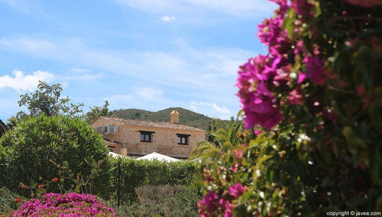 Vista del Restaurante Vall de Cavall