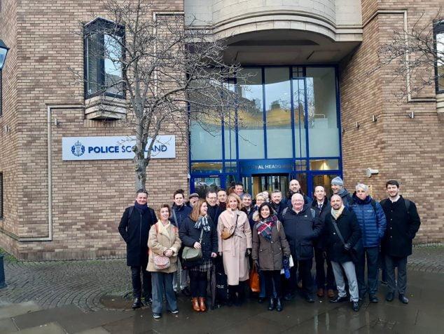 Imagen: Reunión Pactesur en Edimburgo
