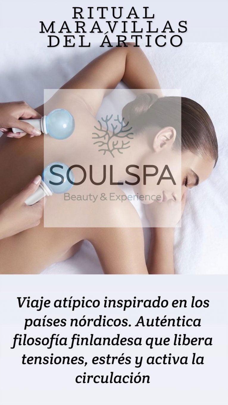 Ritual Ártico - Soulspa Beauty & Experience
