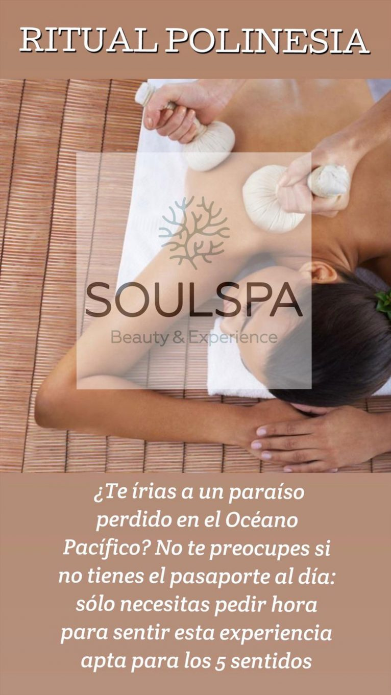 Ritual Polinesia - Soulspa Beauty & Experience