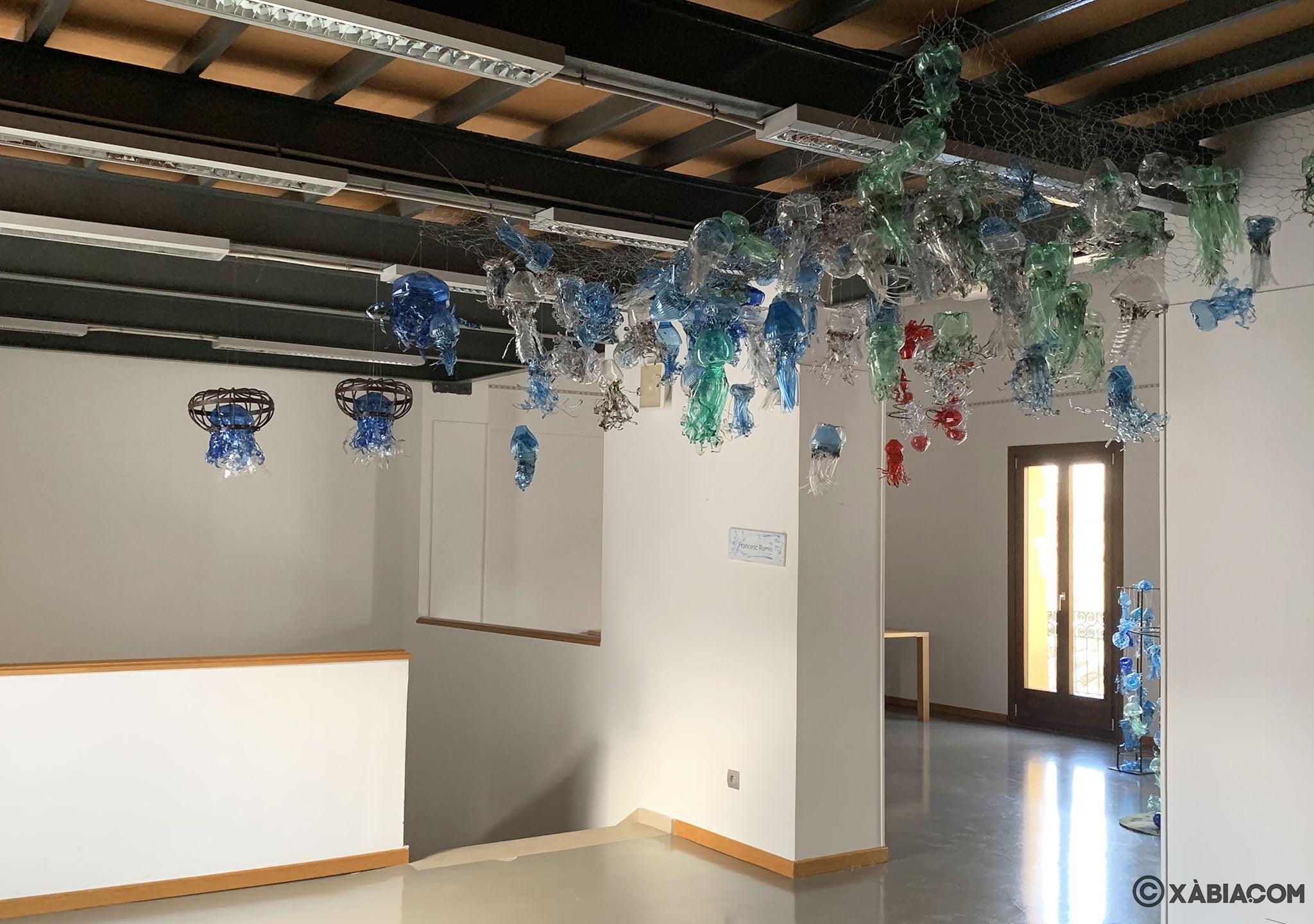 Sala de exposiciones en Jávea, el Centre d'Art Ca Lambert