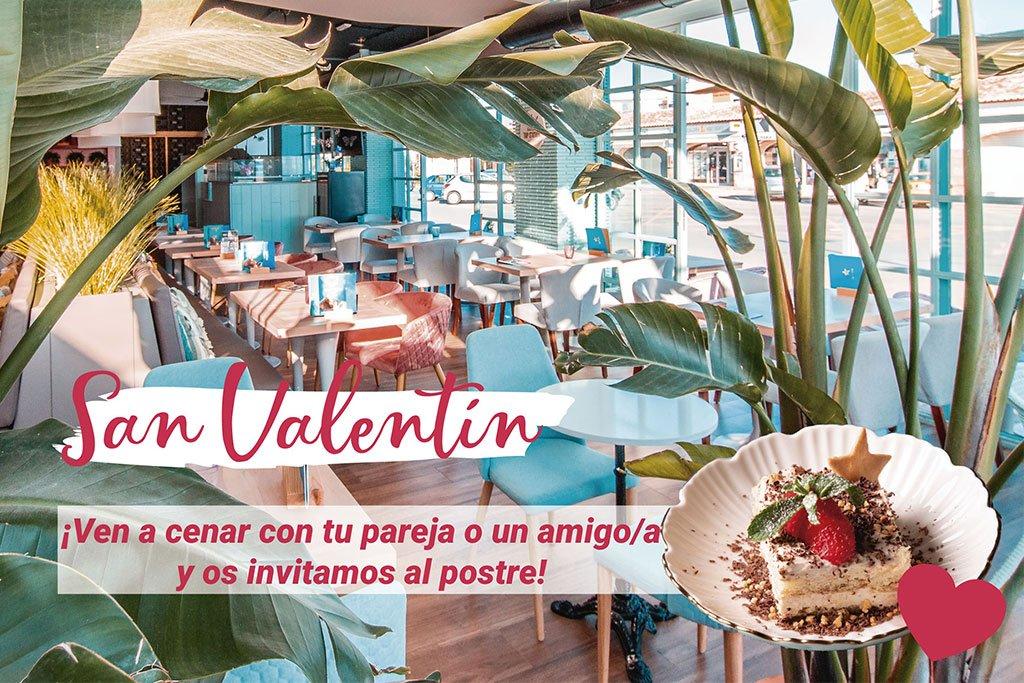 San Valentín en Restaurante Ammos