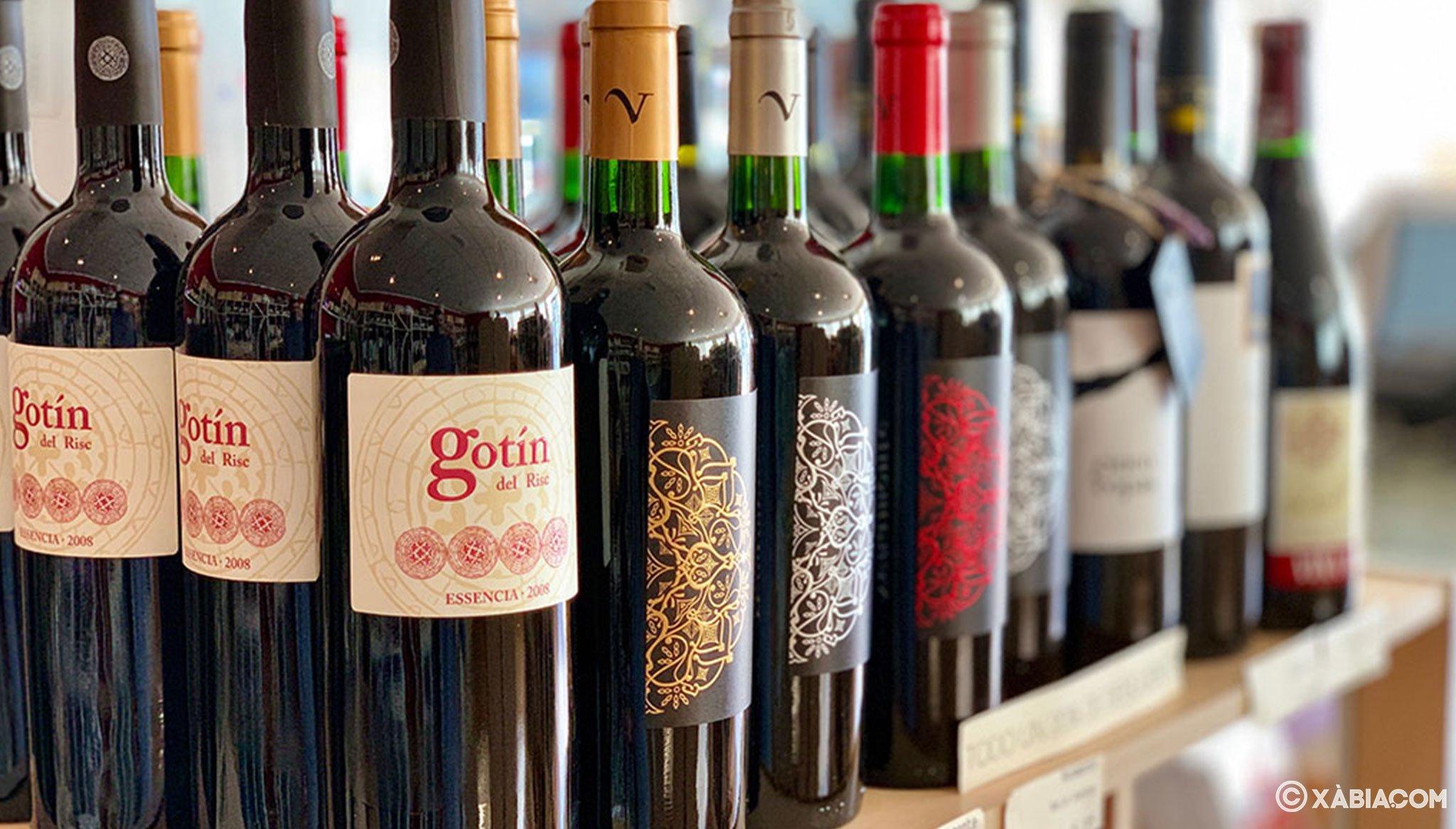 Vinos con un 10% de descuento en Casa del Vino hasta final de febrero