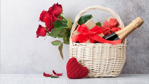 Imagen: Sorteo de nuestra Cesta de San Valentín 2020