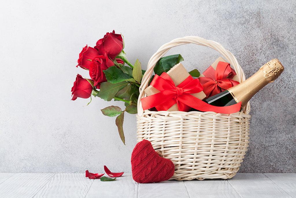 Sorteo Cesta de San Valentín 2020 Jávea.com