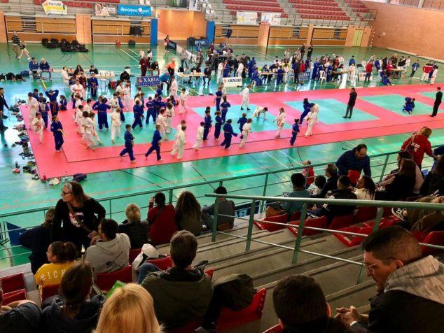 Imagen: Torneo de Judo en Xàbia