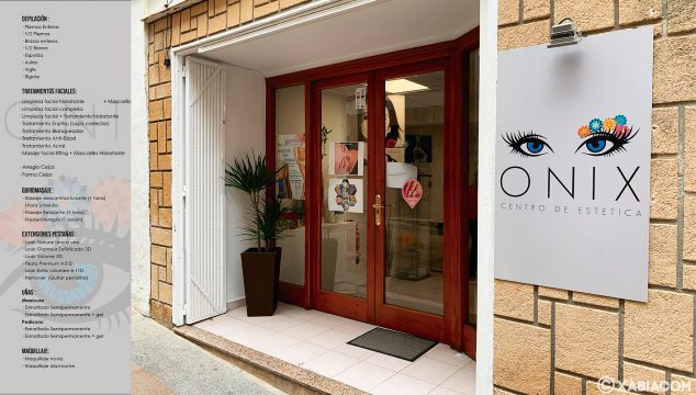 Image: Beauty treatments in the center of Jávea - Aesthetics Center ONIX