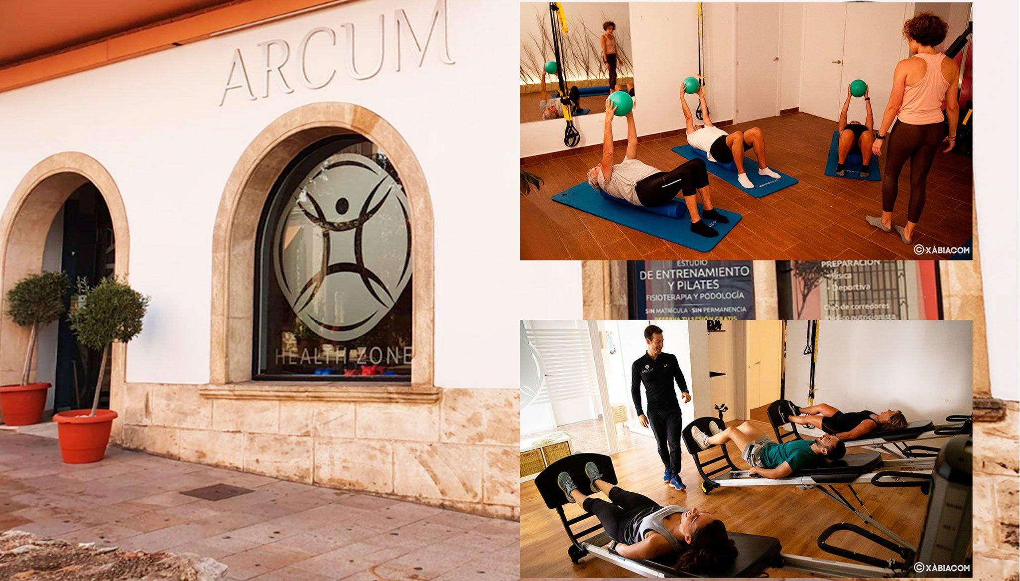 Un vale de pilates o entrenamiento funcional – Arcum Health Zone