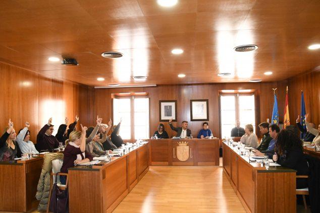 Imatge: votació de ple sobre la contracta d'escombraries