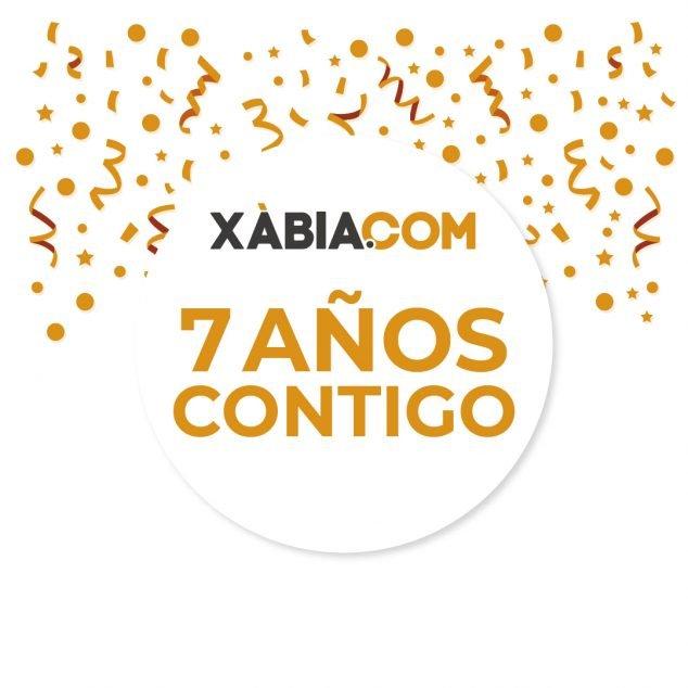 Imagen: Xàbia.com celebra 7 años