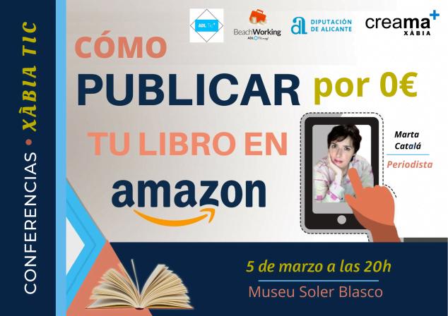 Imagen: Cómo publicar por 0 euros tu libro en Amazon