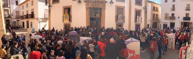 Imagen: Acto institucional del Día de la Mujer