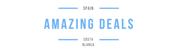 Amazing Deals Costa Blanca