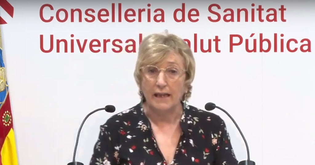 Ana Barceló, comparecencia jueves 26 de marzo