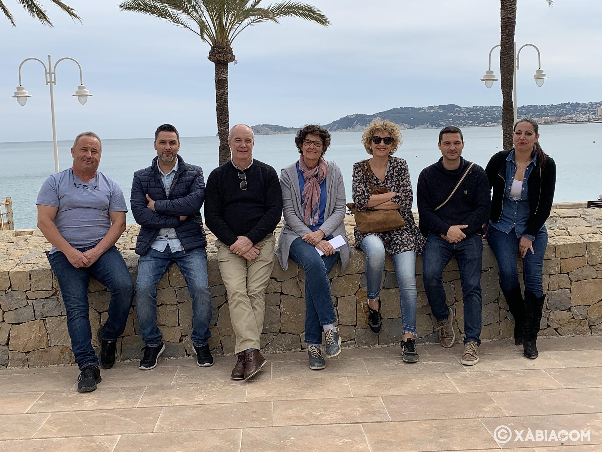 Asociación de comerciantes de Xàbia Port