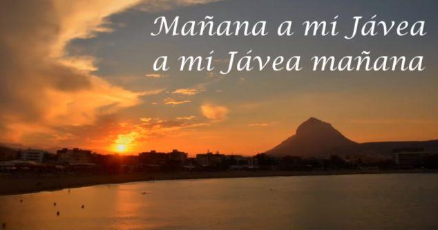 Imagen: Canto a la esperanza con 'Mañana mi Jávea'