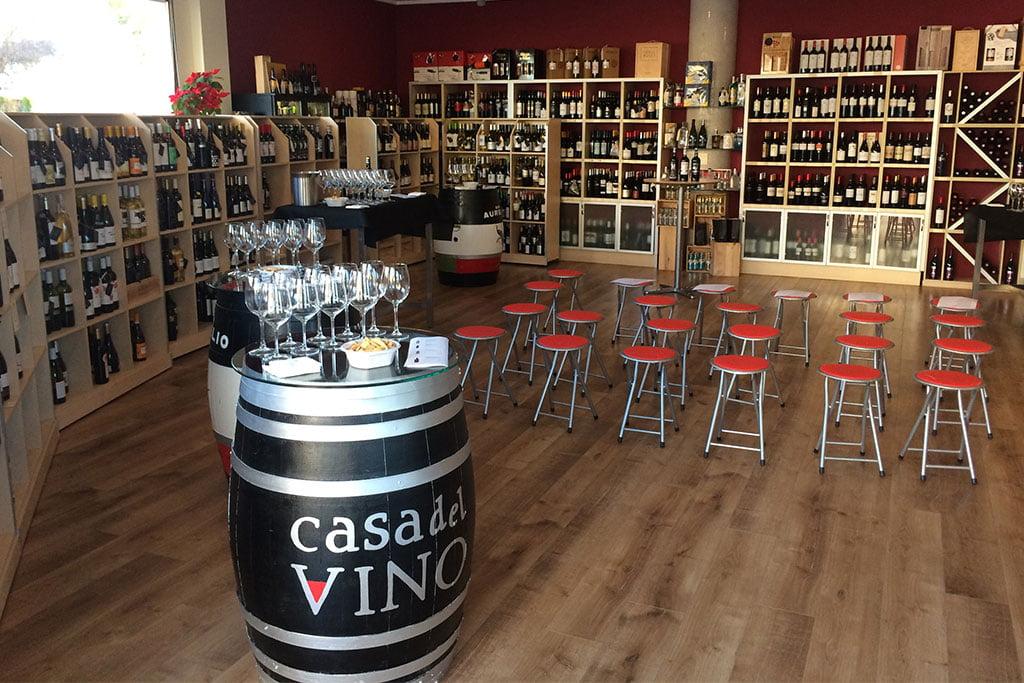 Catas de vino en Jávea – Casa del Vino