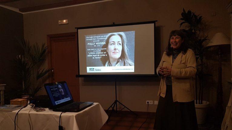 Vortrag von Maite Mompó-Rotary Xàbia