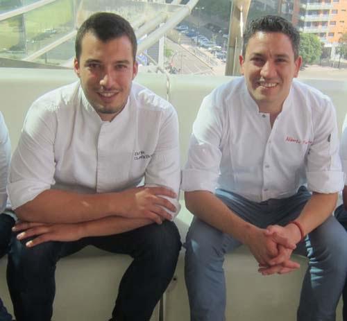 Imagen: chefs Xàbia