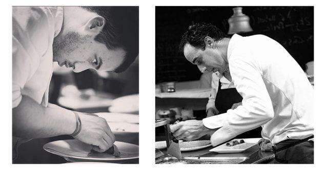 Imagen: Cita culinaria con Sergio Boix y Borja Susilla