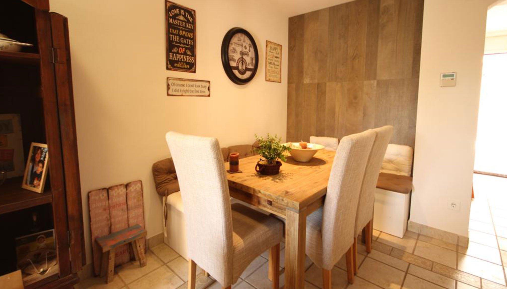 Comedor en un adosado en venta en Jávea – Atina Inmobiliaria