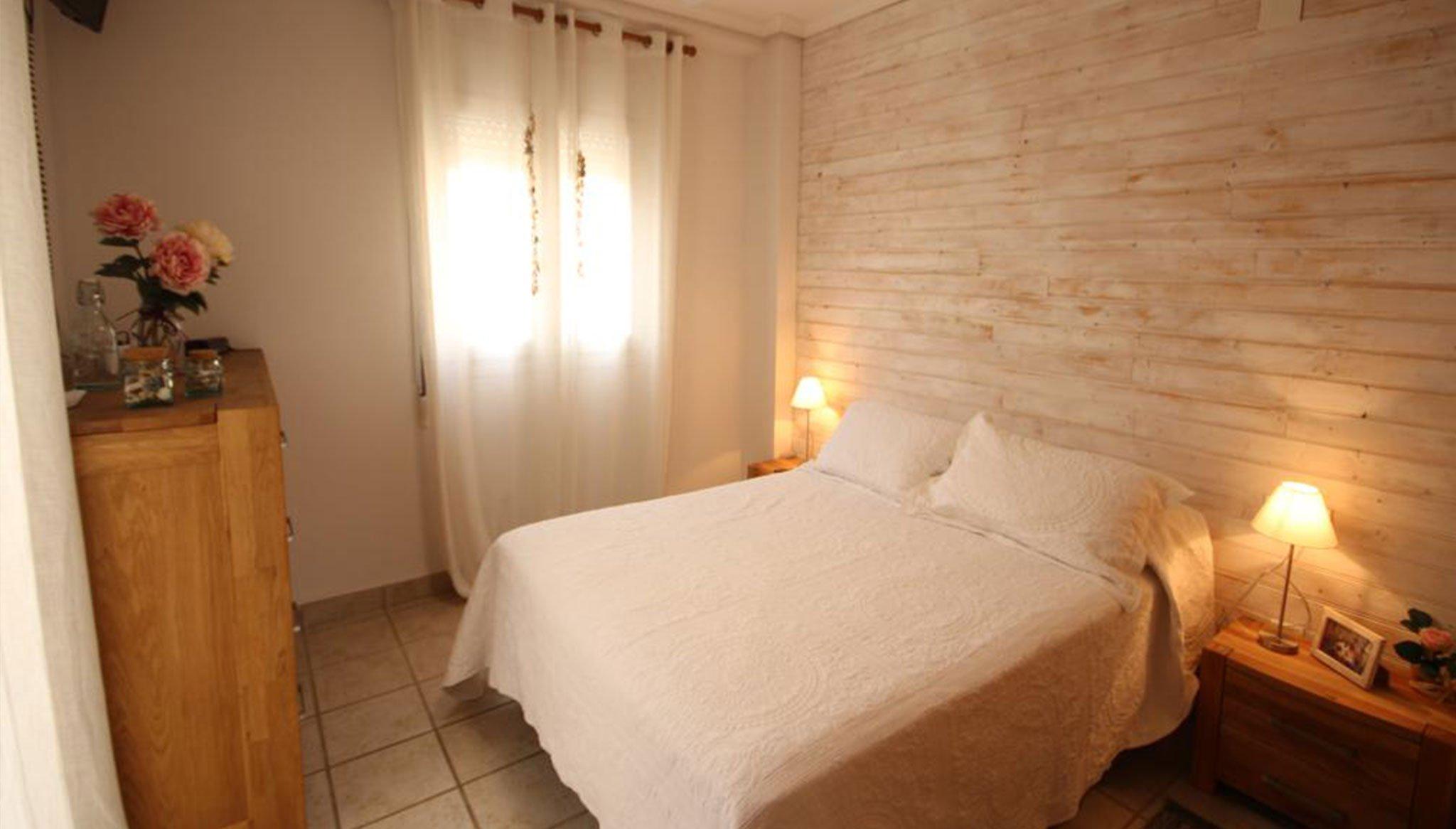 Dormitorio en un adosado en venta en Jávea – Atina Inmobiliaria