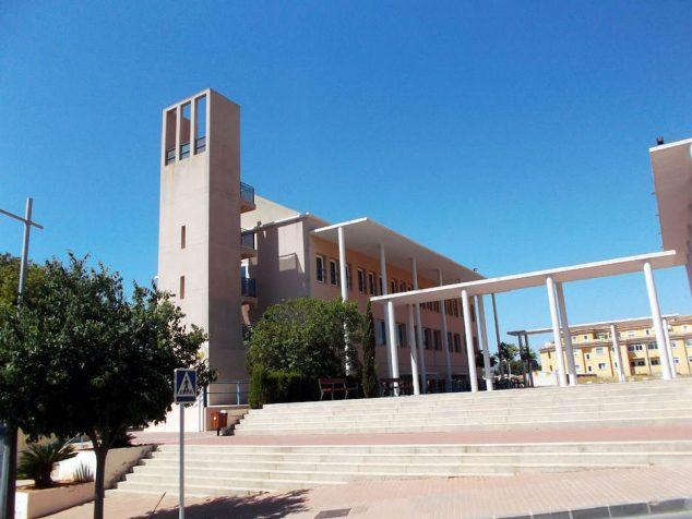 Изображение: Здание социального обслуживания Xàbia
