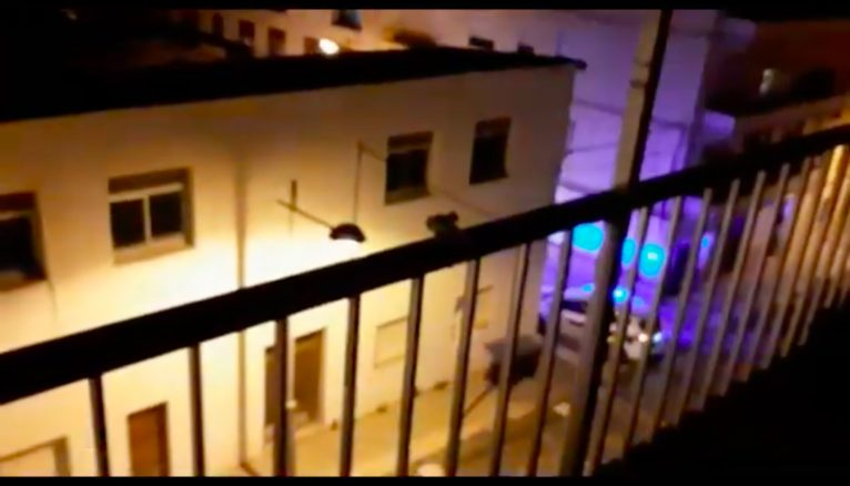 El himno de València en Xàbia
