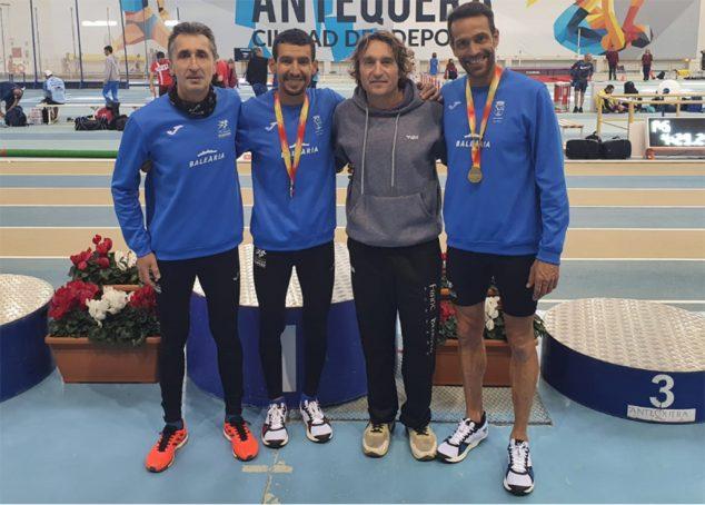 Imagen: Fernández, Moha, Beneyto y Juanra