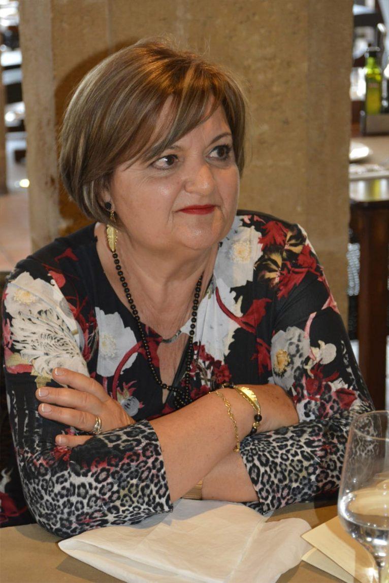 Francesca Gil, ex directora del CEIP Graüll