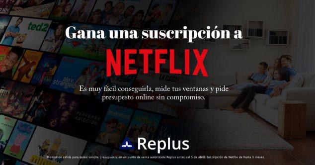 Imagen: Imagen de la promoción de Replus en la que puedes participar con Hermética