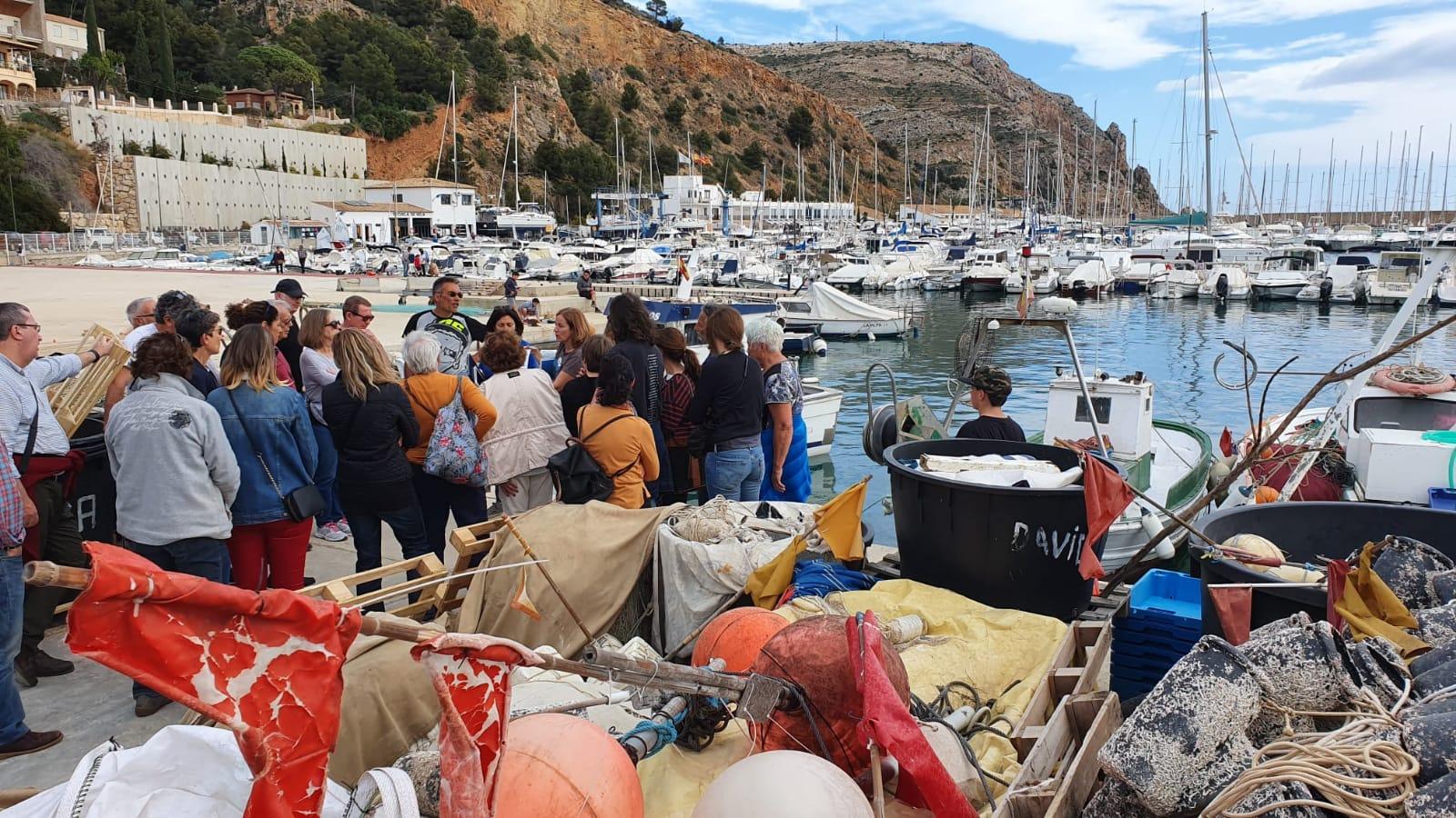 Histories Marineres del Projecte Xàbia de la Fundación Oceanogràfic