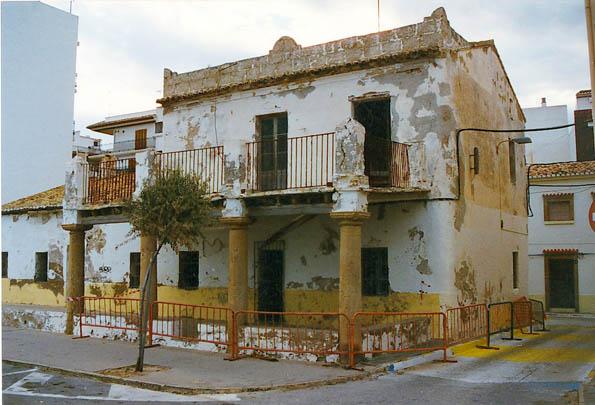 La Casa del Cable en los años 90
