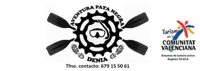 Logotipo de Aventura Pata Negra