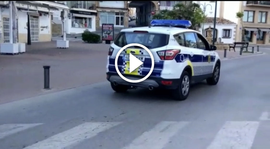 Mensaje de la Policía a la ciudadanía