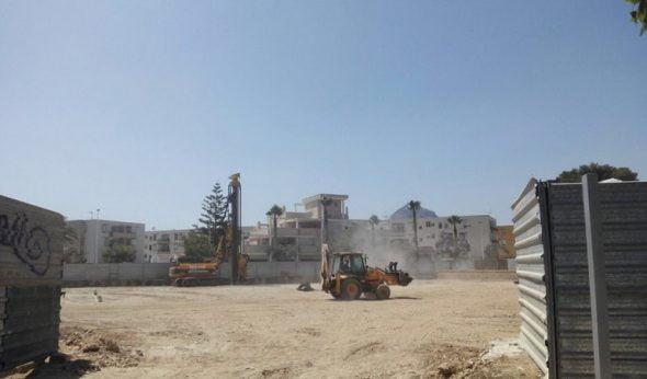 Obras en Xàbia