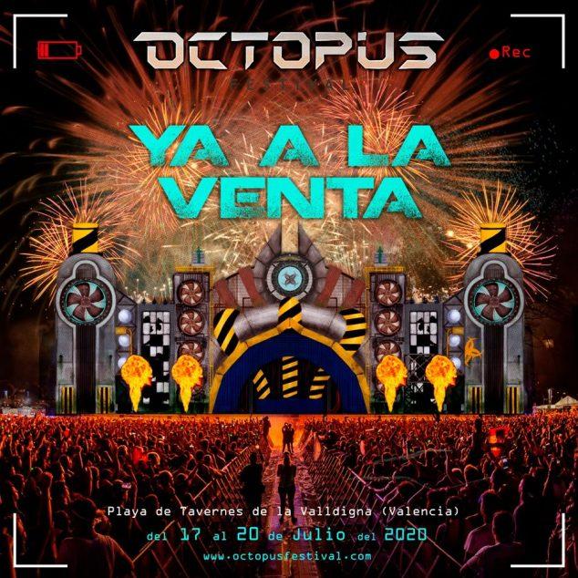 Imagen: Octopus Festival