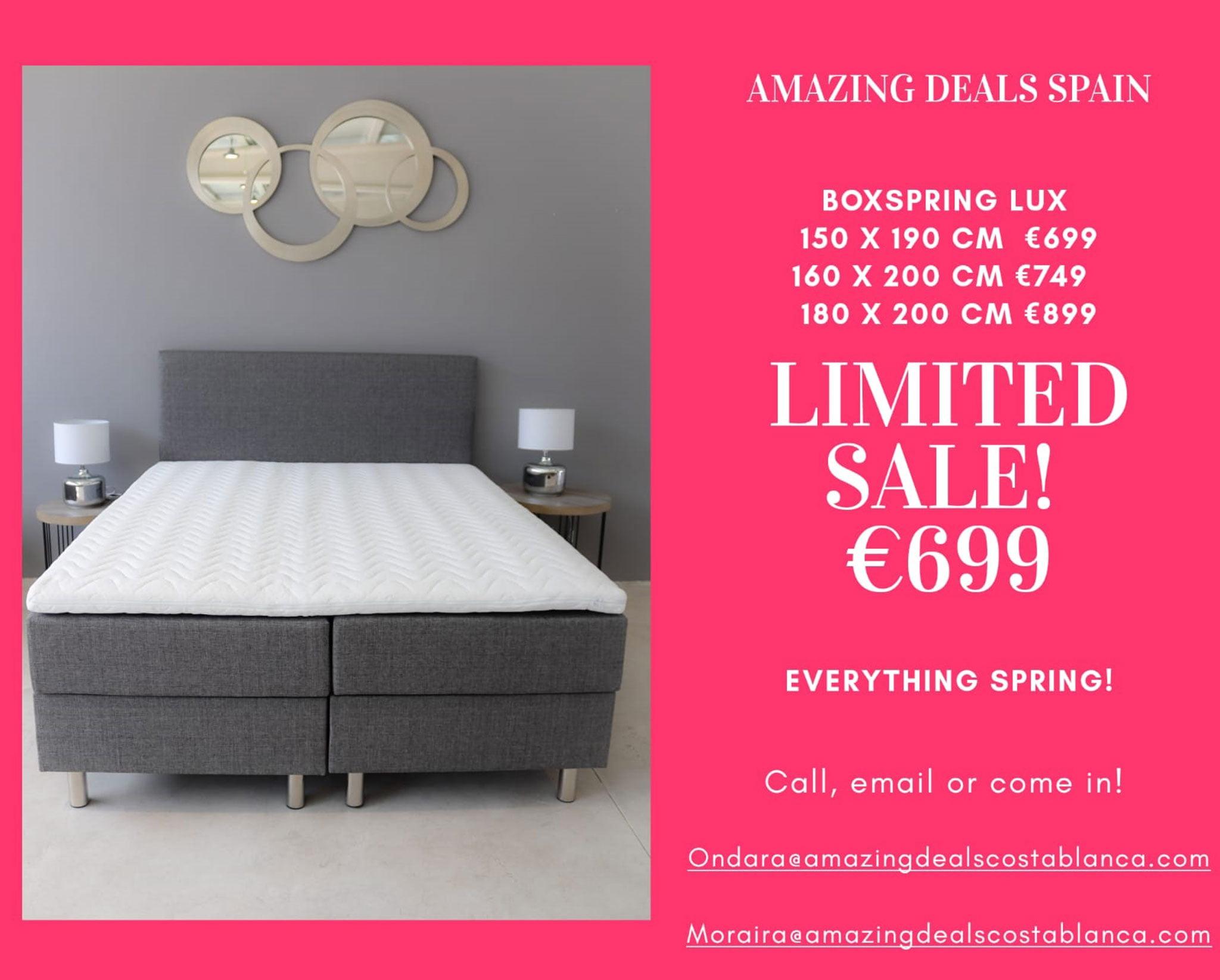Oferta de Amazing Deals Costa Blanca