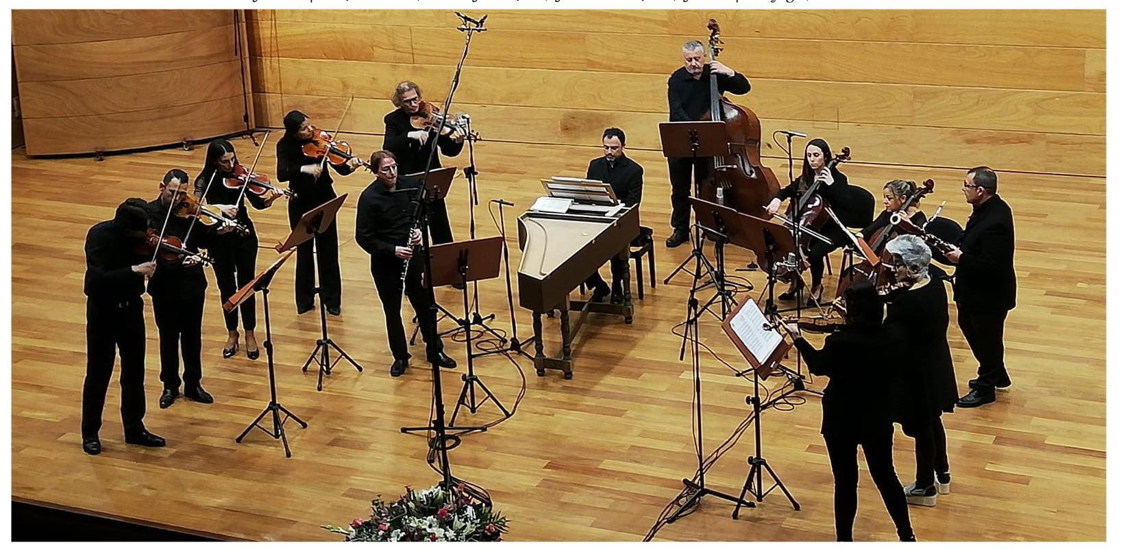 Orquesta Vivaldi Ensemble