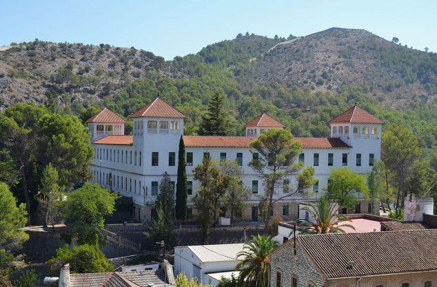 Imagen: Vista de uno de los pabellones de Fontilles