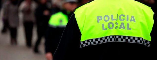 Imagen: Policía Local