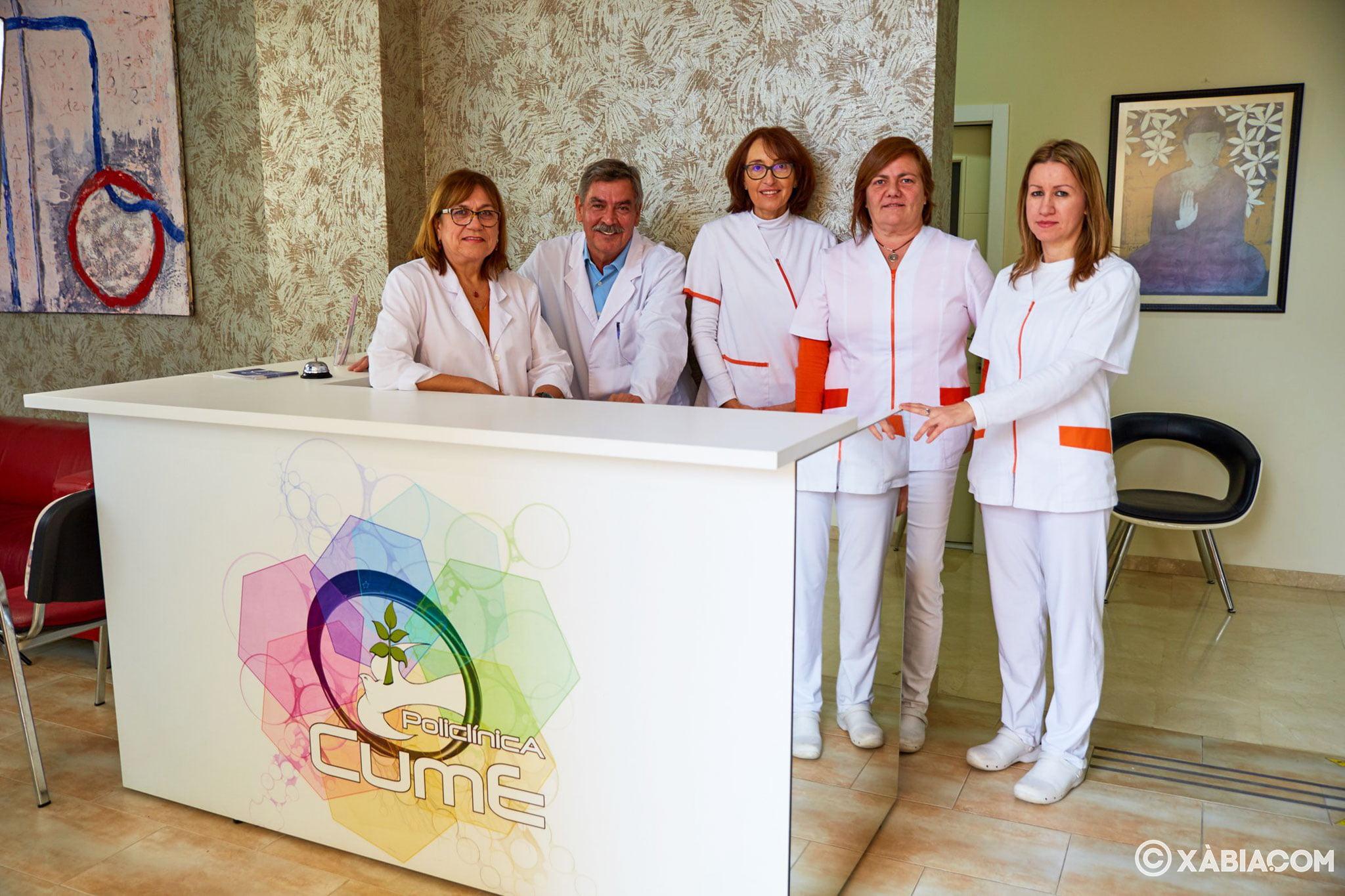 Il team CUME Polyclinic ti offre tutte le sue conoscenze sotto forma di consulenza