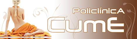 Imatge: Logotip de Policlínica CUME