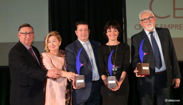 Imatge: Premiats CEDMA 2020