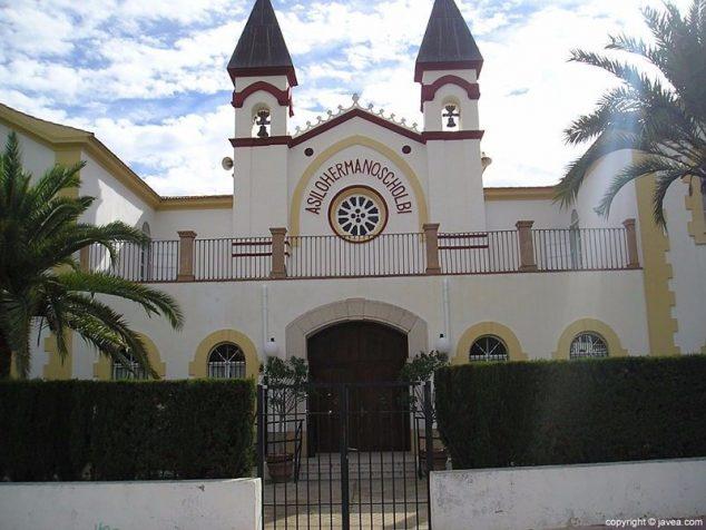 Imagen: Residencia Hermanos Cholbi Jávea