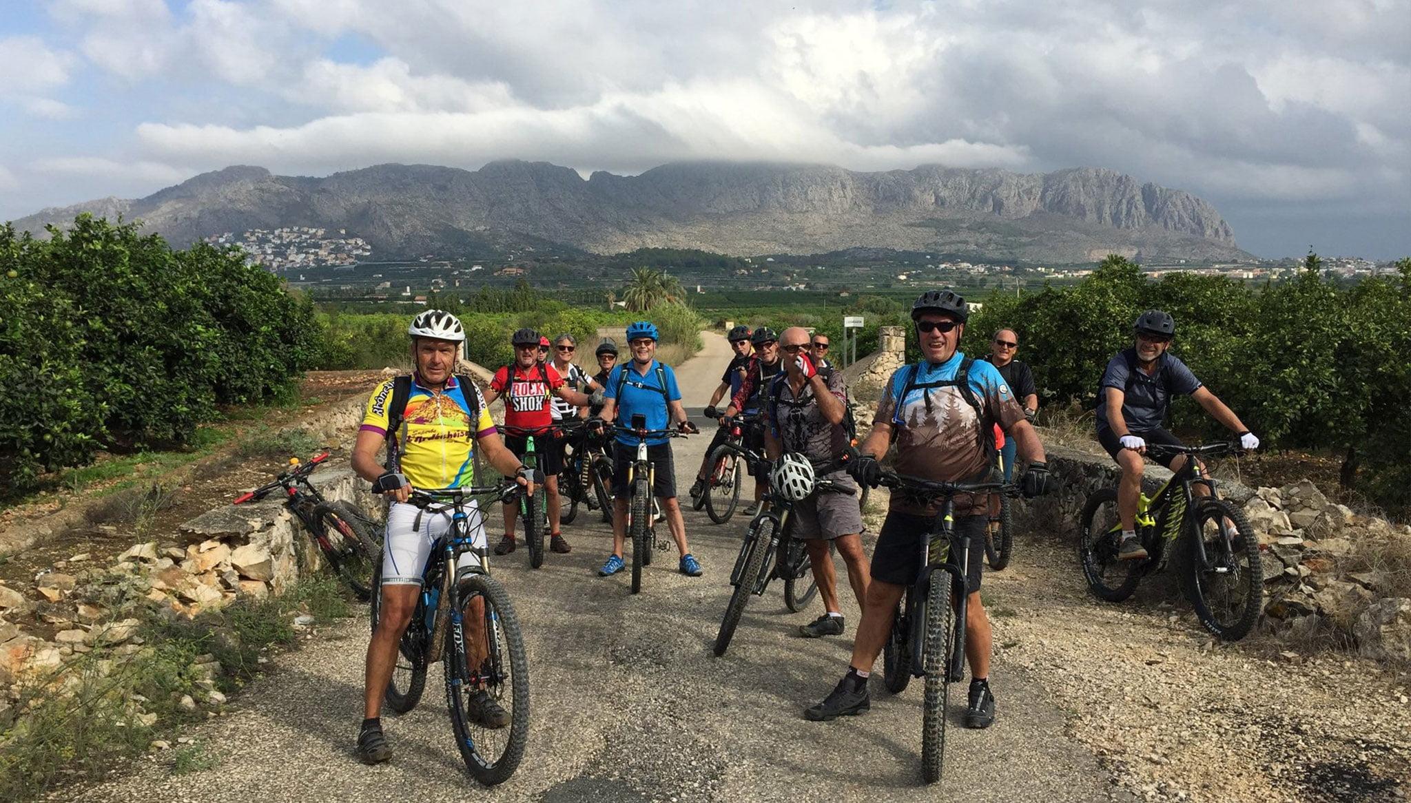Ruta de sábado a sábado en mountain bike – Aventura Pata Negra
