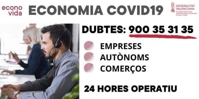 Imatge: Telèfon habilitat des economia
